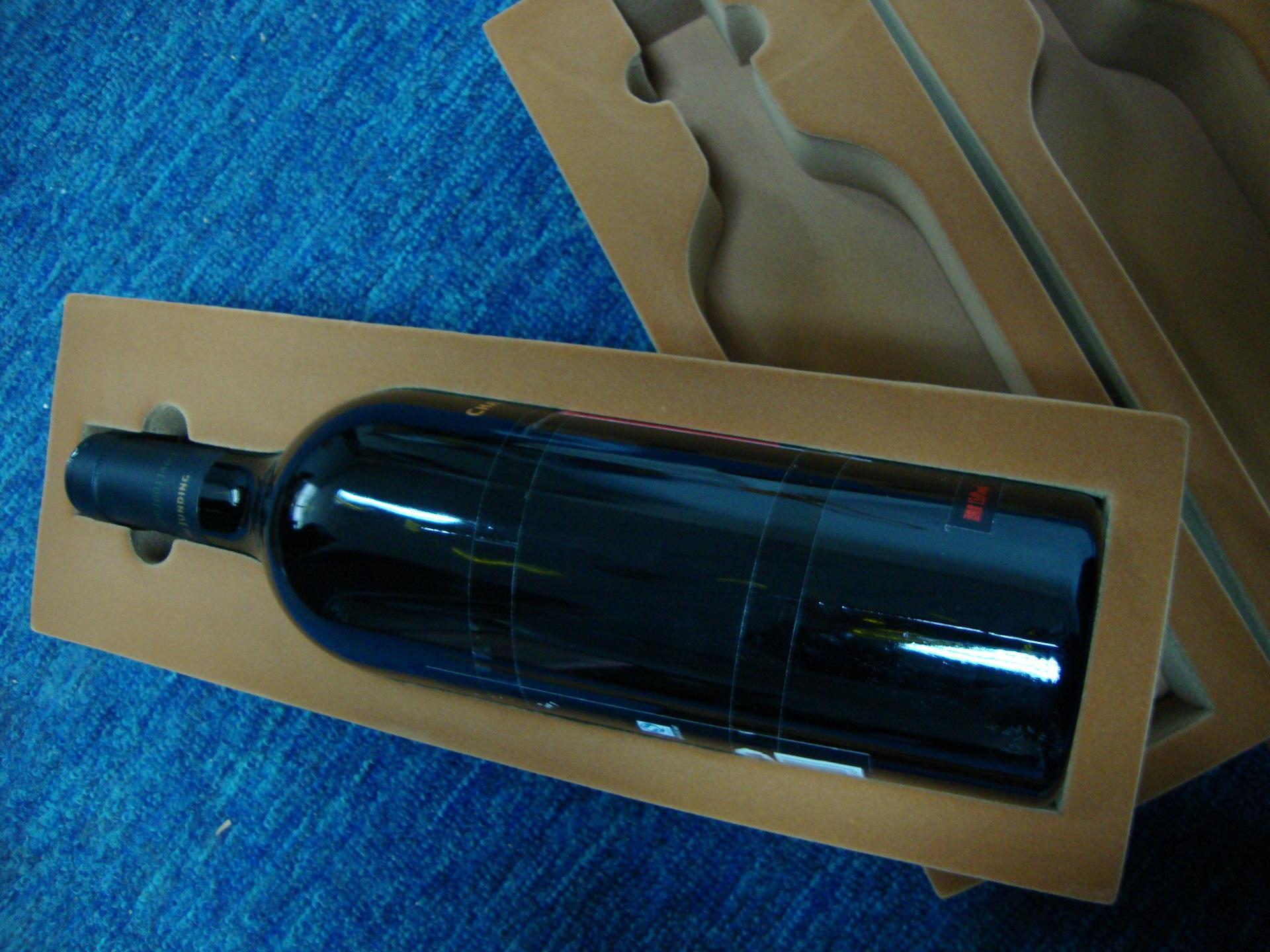 红酒防撞EVA包装内衬